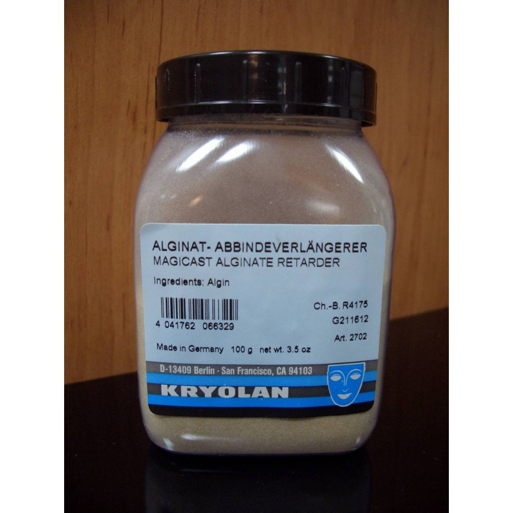 Kryolan  Alginat Verlänger   100 g