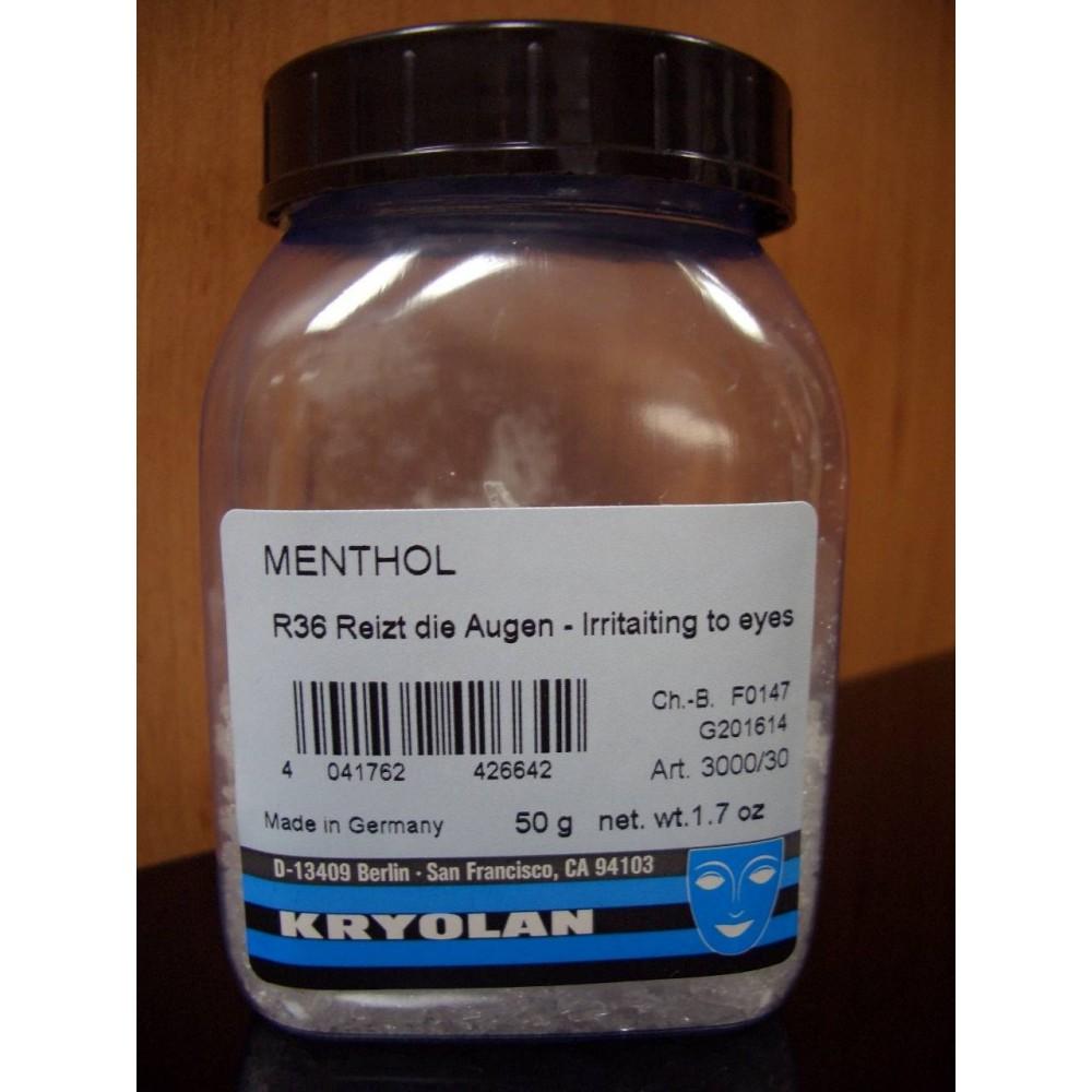 Menthol für Tear Blower    50 g