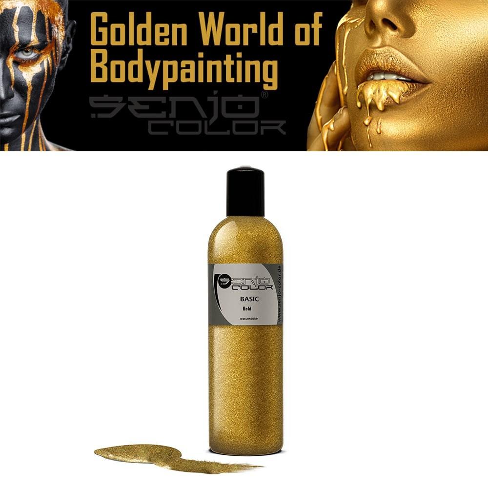 Senjo metallic_golden world