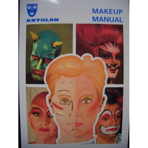 Kryolan Makeup Manual (English)
