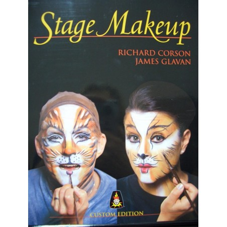 Fachbuch:  Stage Makeup