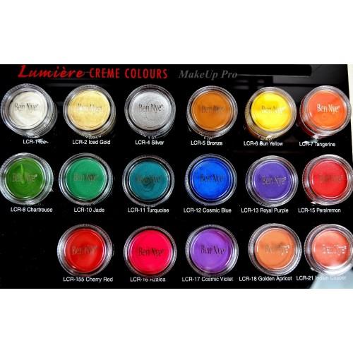 Ben Nye Lumière Creme Colours    8,5 g