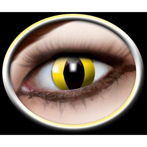 Fun lenses  Yellow-Cat