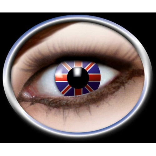 Fun lenses Union Jack
