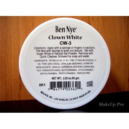 Ben Nye Clown White63g