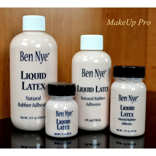 Ben Nye Liquid Latex	 29ml