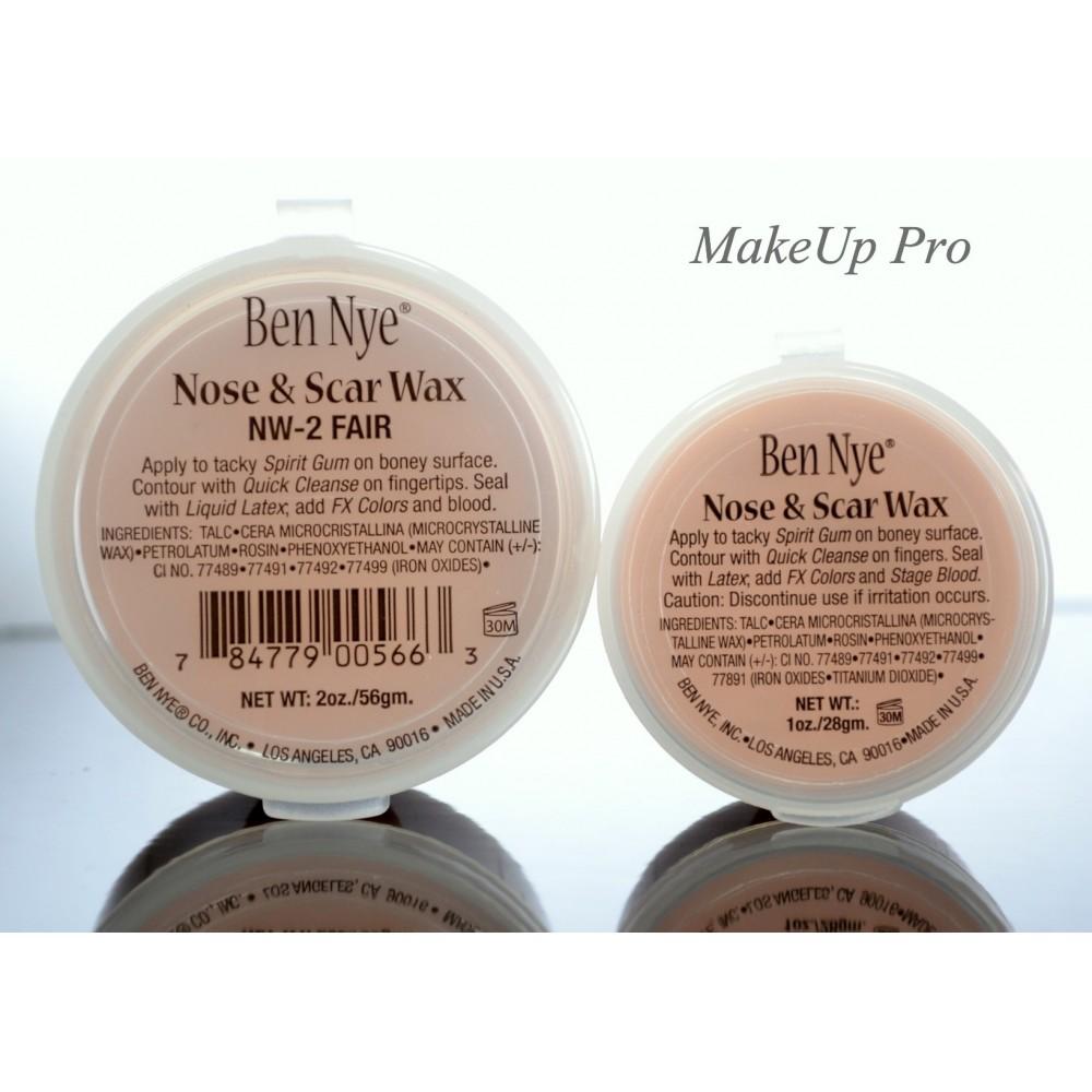 Ben Nye Nose & Scar Wax 56g