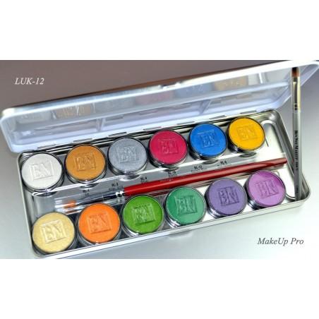 Ben Nye Lumière Grande Color Palette 43,2 g
