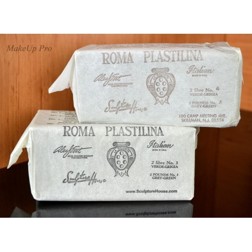 Kryolan   Roma Plastelina 900 g.