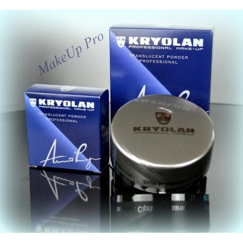 Kryolan Translucent Puder    60 g