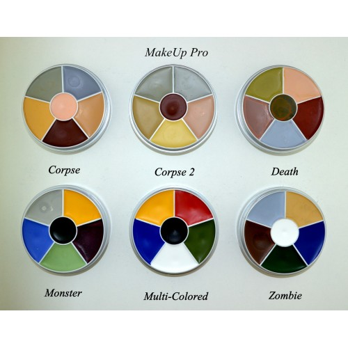 Kryolan Cream Color Circle, 30 g