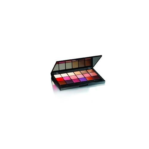 MediaPro Blush & Contour Paletta 18 színnel