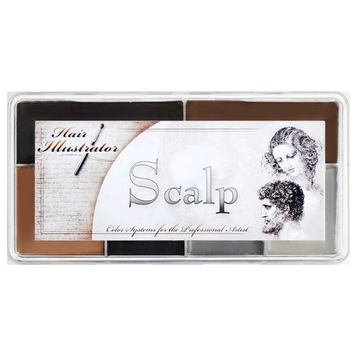 PPI Hair Illustrator Scalp/Aging/Warm Blond Paletta 10 szín