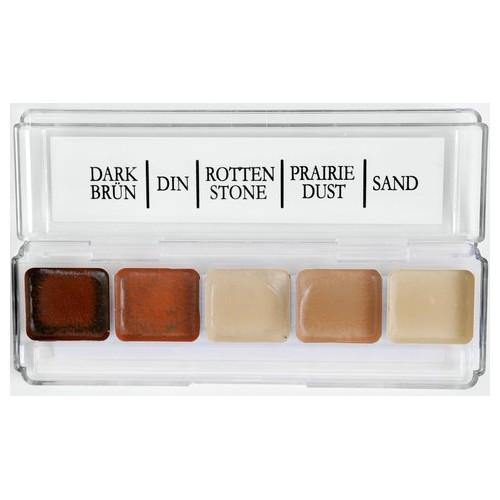 PPI Skin Illustrator szemöldök paletta 5 szín