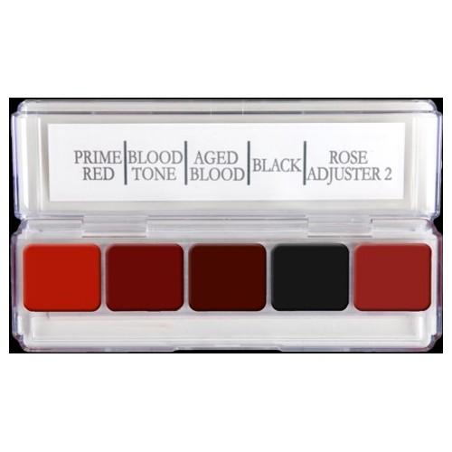 PPI Skin Illustrator vér paletta 5 szín