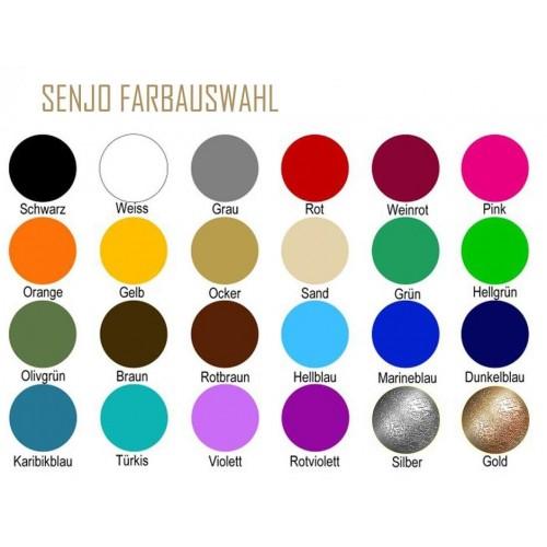 Senjo-Color Basic, fémes színek, 75 ml