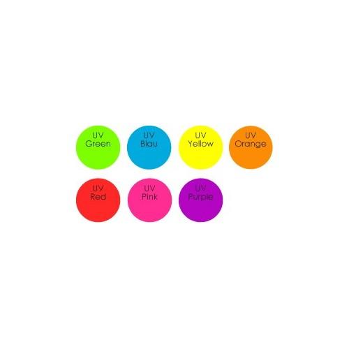 Kryolan Aquacolor világító színek 4ml