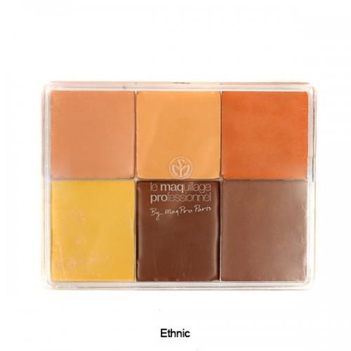 Maqpro Fard Creme Paletta 6 színnel