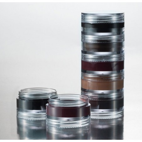 Ben Nye  Media PRO Eye Definer Set with Eye Shadow 5x10 gr