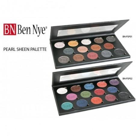 Ben Nye Pearl Sheen /gyöngyházfényű paletta
