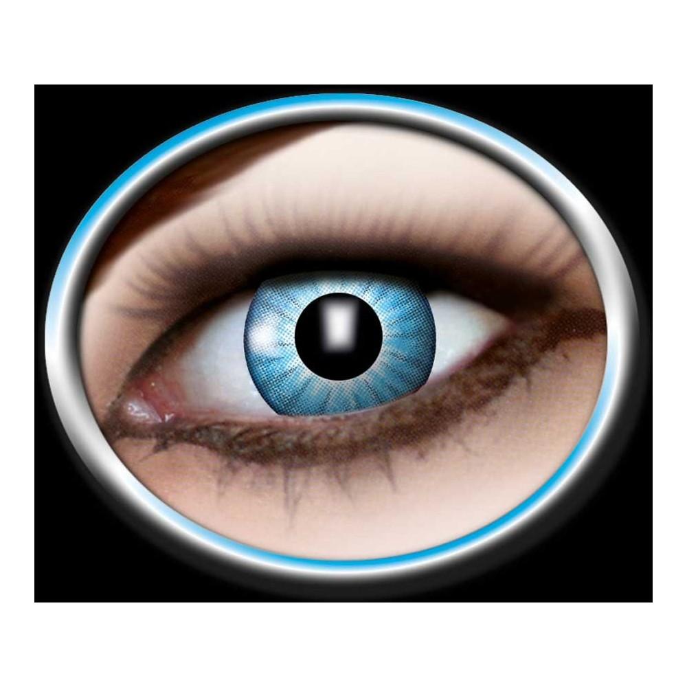 Zoelibat Catcher Electric Blue kontaktlencse 809