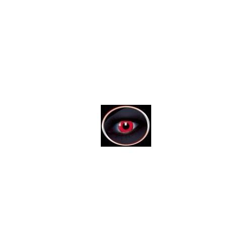 Zoelibat Catcher kontaktlencse UV piros 029