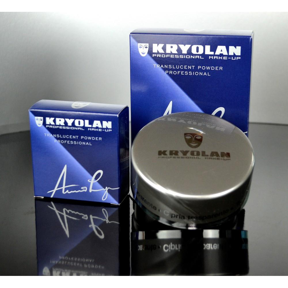 Kryolan Translucent Puder   20 g