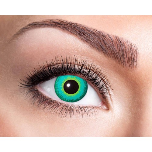 Zoelibat Catcher Magic Green Eye 604  kontaktlencse