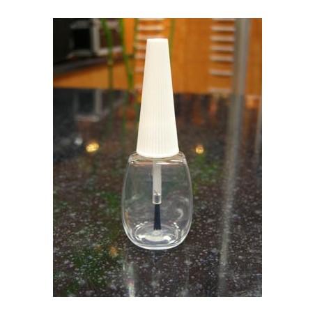Kryolan műanyag flakon ecsettel 12 ml, üres