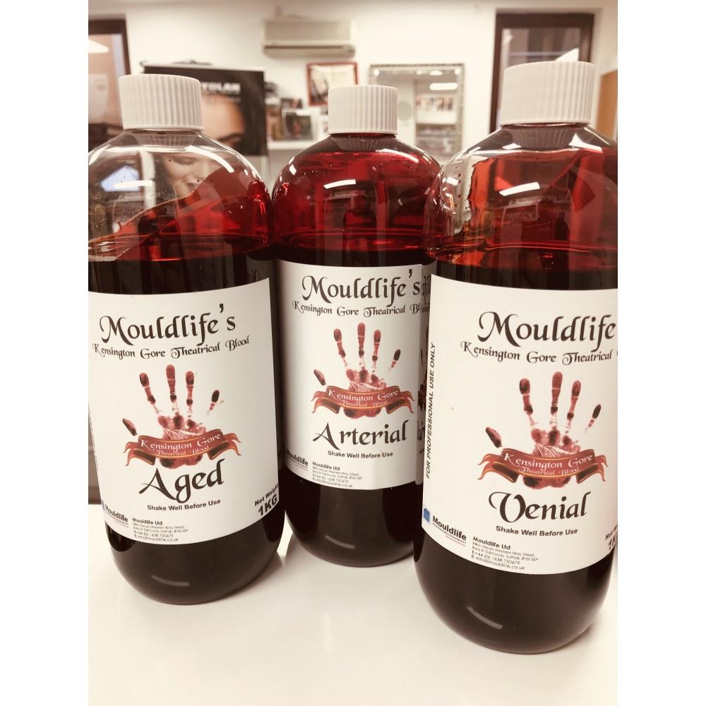 MouldLife Kensington Gore Theatrical Blood  1 kg