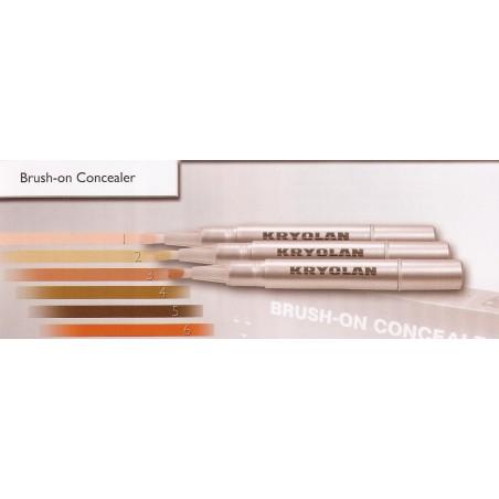 Brush-on Concealer