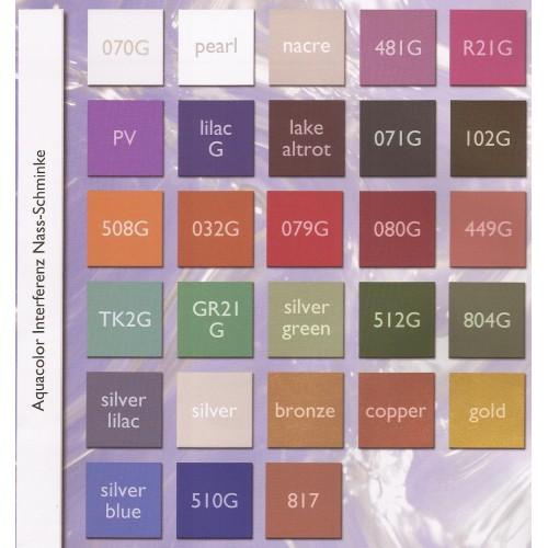 Kryolan Aquacolor Interferenz30 ml